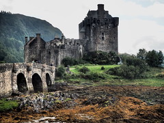 Eilean Donan Castle 12 (Jan Enthoven) Tags: scotland highlands eilean donan castle panorama vista dornie
