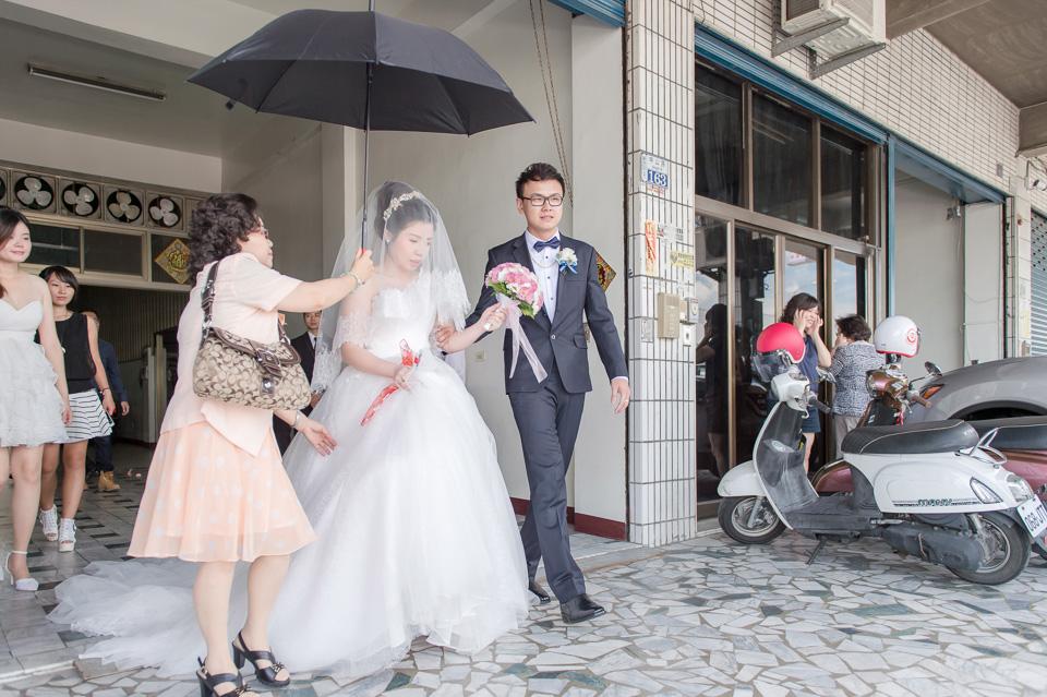 台南婚攝 情定婚宴城堡永康館 婚禮紀錄 C & V 080
