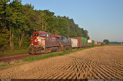 Canadian Pacific! (Marco Stellini) Tags: canadian pacific railroad cp es44ac general electric ohio usa us railways