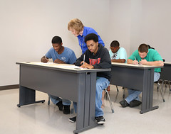 Adult Education Bibb Center 8L4B5763 (Lewis and Clark Community College) Tags: maryknocke students scottbibbcenter adulteducation