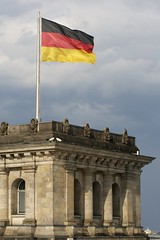 Flag (daniel_james) Tags: 2016 berlin germany europe tamron60mmmacro mitte reichstag parliamenthouse dome kuppel flag