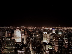 """Midtown at night • <a style=""""font-size:0.8em;"""" href=""""http://www.flickr.com/photos/59137086@N08/7889132638/"""" target=""""_blank"""">View on Flickr</a>"""