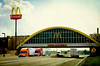 McDonald's Across Will Rogers Turnpike (photographyguy) Tags: oklahoma fastfood mcdonalds freeway vinita willrogersturnpike