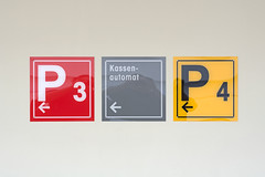 P3 <- Kassenautomat <- P4 <- (nitedojo) Tags: ece schloss braunschweig p3 p4 kassenautomat nitedojo