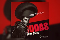 Judas (*Nuke*) Tags: lady cd cover manip judas gaga blend