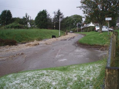 Clachan Flash Flood 5