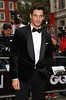 David Gandy at The GQ Men of the Year Awards 2012