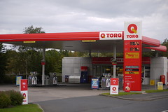Torq, Ashington Northumberland. (EYBusman) Tags: road station garage jet tyne wear gas northumberland service petrol gasoline morpeth filling ashington torq eybusman