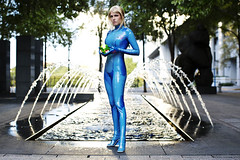 Dragoncon (Anna Fischer) Tags: costumes dc costume cosplay cosplayer dragoncon metroid samus