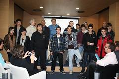 En la imagen se puede ver el grupo de ganadores/as en la Semana de Desarrollo Local