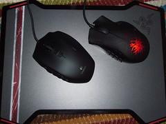 G600 vs Naga Molten