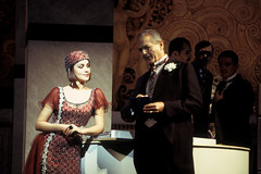Puccini's La rondine updated to the era of The Great Gatsby