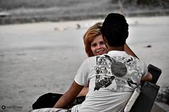 Love? (fcribari) Tags: street parque brazil people love brasil bench nikon couple gente amor streetphotography banco romance recife casal pernambuco fotografiaderua d7000