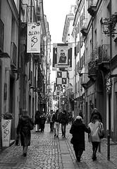 Passeggio - Walk (carlobaldino) Tags: street bw italy torino walk bn via piemonte turin piedmont passeggio wow1 barbaroux ringexcellence