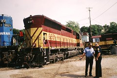 Wisconsin Central SD 45 6531 (MIDEXJET (Thank you for over 2 million views!)) Tags: