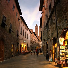 Truly magical atmosphere in San Gimignano by night (Bn) Tags: old city light sunset red summer sky italy orange sunlight house colour tower colors sunshine wall fairytale bar night evening high topf50 san artist italia ray glow berries estate gimignano heart wine small inspired dry ground vessel exhibit tourist unesco hills clear vineyards valley tuscany grapes villa chianti belle vista strong layers summertime wildflowers taste roads sangimignano middle product viewpoint topf100 ages fruity sculptor rubby vino torri tuscan delle cultivated hillsides harmonious 100faves 50faves provinceofsiena