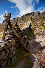Stile at Slieve Binnian (bazmcq) Tags: park county uk camping autumn ireland summer camp sun holiday mountains nature rock stone wall canon newcastle walking landscape outdoors photography eos climb photo nationalpark high scenery track image unitedkingdom outdoor hiking walk united scenic lewis kingdom dry sunny down hike climbing narnia granite mountaineering northernireland ni mm geology stile kilkeel mourne 1022 drystone ulster mournemountains countydown mountainscape cslewis morne slieve 500d icapture codown binnian annalong percyfrench areaofoutstandingnaturalbeauty northernirelandphotography barrymcqueen yahoo:yourpictures=landscape mountainsofmournesweepdowntothesea yahoo:yourpictures=yourbestphotoof2012