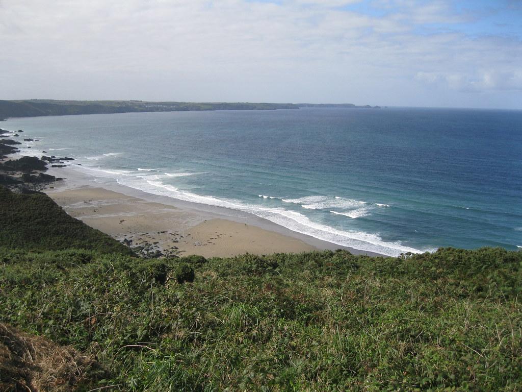Trebarwith to Port Isaac Coast walk