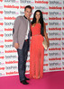 Pasha Kovalev and Karen Hauer The Inside Soap Awards 2012 held at One Marylebone London, England