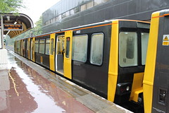 Tyne & Wear Metro: 4022 South Gosforth (emdjt42) Tags: southgosforth tynewearmetro 4022