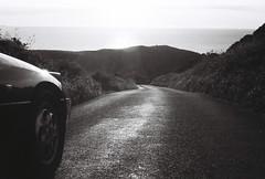 * (Timoleon Vieta II) Tags: road bw skye porsche timoleon