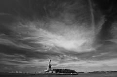 Liberty Sky Cloud (enthusiasticawe) Tags: elementsorganizer