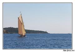 Tuiga en Baie des Anges (Fabien Giordan) Tags: classic boat big nice ship yacht bateaux des regatta 23 septembre anges voilier vieux 2012 baie tuiga grment rgtae