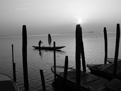venezia; memory (Timoleon Vieta II) Tags: venice water boats memory timoleon
