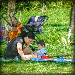 Lectora con su hijo en el Parque en un da luminoso (Alfredo Barros G  ) Tags: verde green nio hdr vigo lectora maternidad parquedecastrelos mithopeesperana alfredobarros thepowerofcolors lumixdmcfz45 chariotsofartistslevel1 enlahierba cochedebeb vigophotum thelooklevel1red niceasitgets~level1 redgroupn1 madreconsuhijo thewatcherslosvigilantes