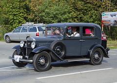Praga Piccolo (1931) (The Adventurous Eye) Tags: classic car race 1931 climb do hill praga brno piccolo rallye závod soběšice vrchu brnosoběšice