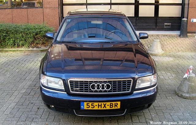 audi a8 w12 quattro 2002 audia8 amsterdam nederland netherlands paysbas car auto automobile voiture allemande german deutsch germany deutschland