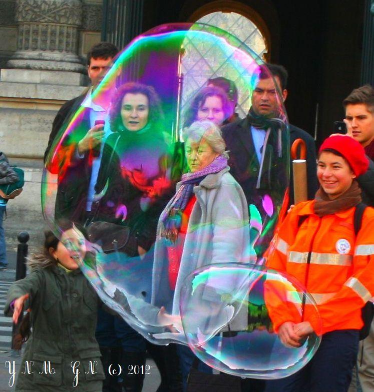 Bubbleology research paper