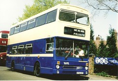 2736 (HL) A736 WVP (WMT2944) Tags: travel west mk2 midlands metrobus mcw 2736 wmpte wvp a736