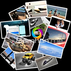 My Photos Collection (Black Background)