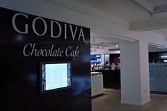 DSC01948 (Tiki Chris) Tags: christmas london cafe chocolate harrods knightsbridge 2012 godiva godivachocolatecafeatharrods godivachocolatecafe