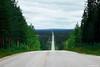 Street of Finland (Eleonora Cacciari) Tags: street road finland finlandia scandinavia forest green ilovegreen bosco europa