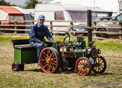 IMG_4182_Great Bucks Steam & Country Fair 2016 (GRAHAM CHRIMES) Tags: greatbuckssteamcountryfair2016 greatbucksrally greatbuckssteam 2016 shabbington steamrally steamfair showground steamengine show traction transport tractionengine tractionenginerally heritage historic vintage vehicle vehicles vintagevehiclerally vintageshow photography photos preservation wwwheritagephotoscouk buckinghamshire greatbucks rally restoration miniature miniaturesteam foster 4inchscale agricultural engine dusty 1999 q562jjo