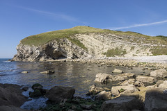 Pondfield Cove (Mark Rigler UK) Tags: rock cove bay sea sky beach england water dorset pondfield purbeck worbarrow tout