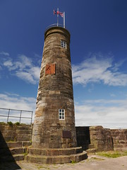 Old Watchtower (Karls Kamera) Tags: watchtower whitehaven harbour lighthouse