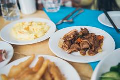 Duck Meat (reubenteo) Tags: northkorea dprk food lunch dinner steamboat kimjongun kimjongil kimilsung korea asia delicacies