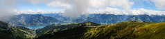 panorama over the austrian alps (jimx9999) Tags: panorama zellamsee zellersee austria sterreich alpen alps