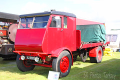 1934 Sentinel Steam Wagon WJ 8985 (SR Photos Torksey) Tags: lincolnshire steam vintage vehicle rally show showground truck transport traction engine sentinel wagon waggon
