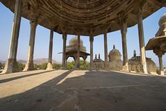 Upper Echelon - Chaurasi Khambon ki Chhatri  Cenotaph - Bundi - Rajasthan (MelissaFileppi) Tags: rajasthan bundi cenotaph chaurasikhambonkichhatri