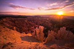 Pupils of Stone (PixStone) Tags: sunrise bryce canyon national park red colorful utah nikon d7100 usa inspiration point morning amphitheater pupils class stone rock