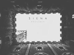 S I E N A  #blacknwhite  #blackandwhite  #photography #Rouzbeh #Italy #Italia #Toscana #Toscany #Siena #Sienna (rouzbehbeikpour) Tags: blacknwhite blackandwhite photography rouzbeh italy italia toscana toscany siena sienna
