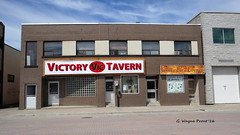 Victory Tavern (Gerald (Wayne) Prout) Tags: victorytavern cedarstreetsouth cityoftimmins northernontario canada prout geraldwayneprout canon canonpowershotsx50hs timmins ontario ontarione victory tavern thevic grill bar lounge