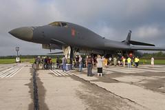 DUH_7202r (crobart) Tags: boeing b1b lancer bomber london airshow ontario aircraft airplane