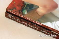 para sempre minha pequena 2 (NeyaRa Furtado) Tags: livro noiva casamento simone sempre pequena