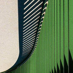 urban abstract (morbs06) Tags: square streets lines light stripes curves shadow germany dsseldorf