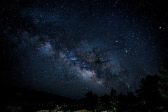Milky Way over Ridgway (Scott Sanford) Tags: mountains rockymountains sanjuanmountains outdoor landscape stars sky astrophotography milkyway darkskies colors beautiful naturalbeauty nightphotography nightsky colorado travel trip vacation summer canon eos 6d topazlabs ef2470mmf28lusm exploring explorer